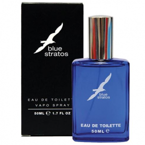 Blue Stratos Eau De Toilette Vapo - 50 ml