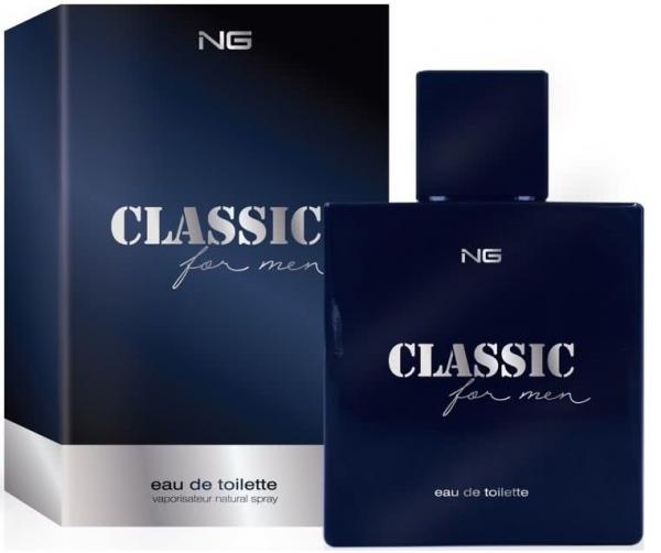 NG Classic For Men Eau de Toilette - 100 ml