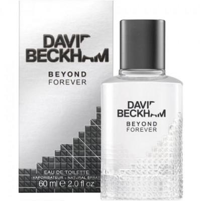 David Beckham Eau de Toilette Men - Beyond Forever 60 ml.