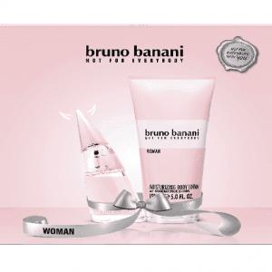 Bruno Banani Woman Giftset - Eau De Toilette 20ml + Bodylotion 150ml