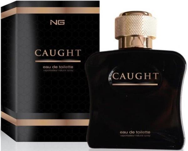 NG Eau de Toilette For Men Caught - 100 ml