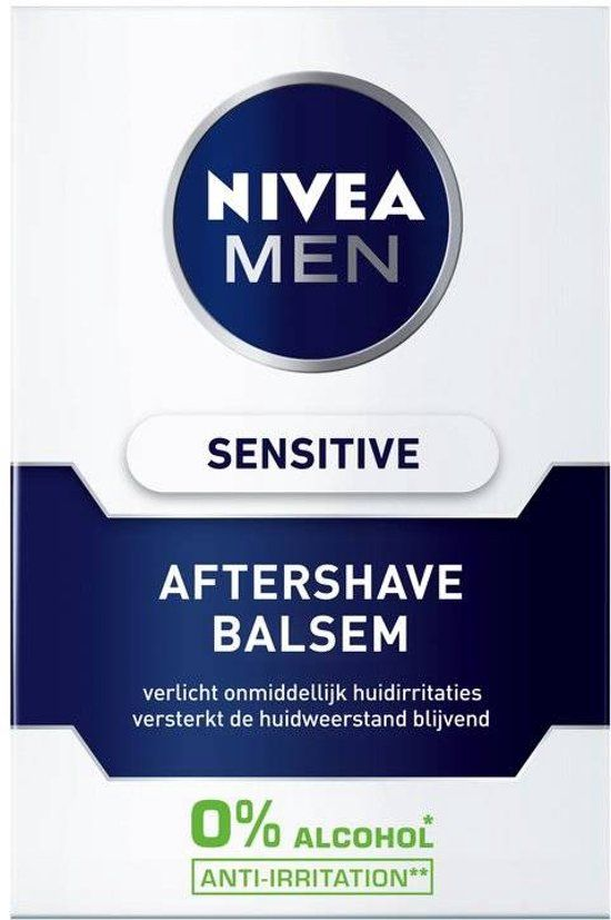 Nivea Aftershave Balsem Men - Balsem Sensitive 100 ml